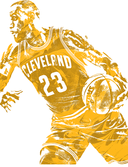 a0582c2c59e0 ... Lebron James Cleveland Cavaliers Pixel Art 20 by. Click and drag to  re-position the image