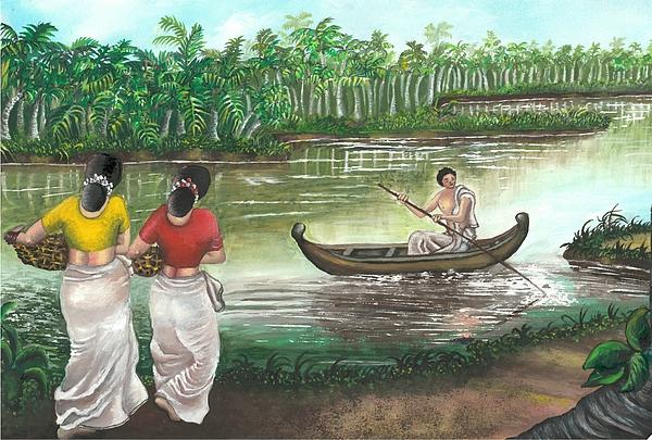Tara Krishna - Life in the backwaters of Kerala
