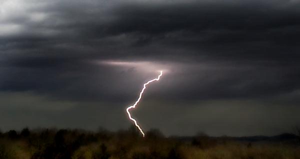 Ally White - Lightning Strike