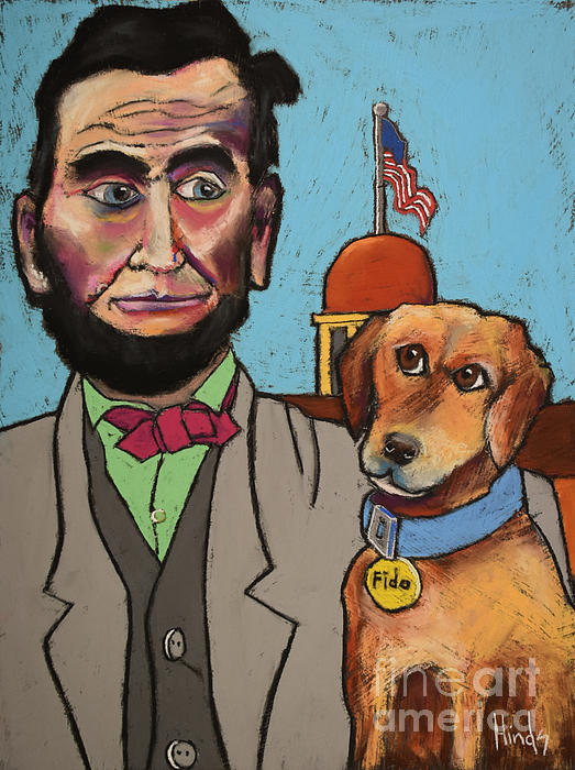 David Hinds - Lincoln and Fido