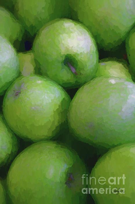 Cheryl Rose - Little Green Apples