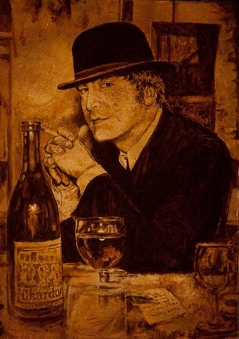 Igor Postash - Liverpool 1963. In the Pub