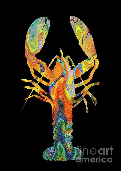 Prar Kulasekara - Lobster Art.. 2