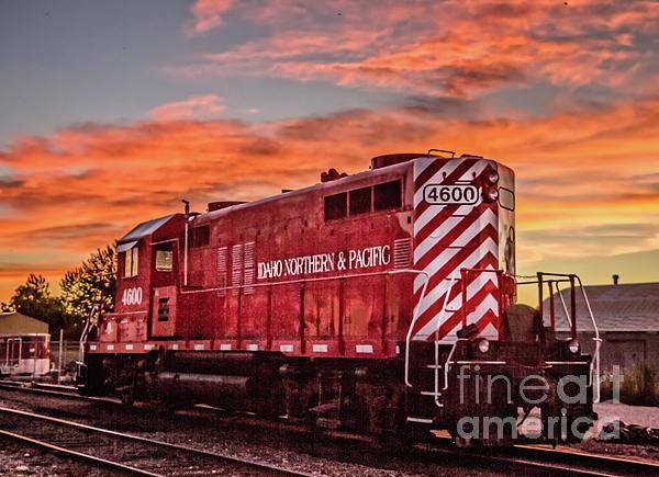 Robert Bales - Locomotive 4600