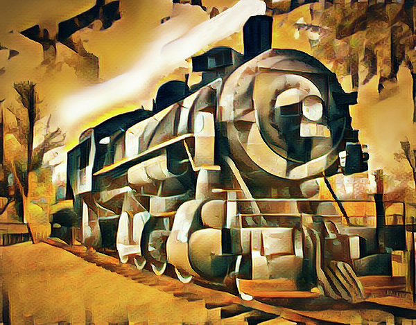 Joseph Hollingsworth - Locomotive Love