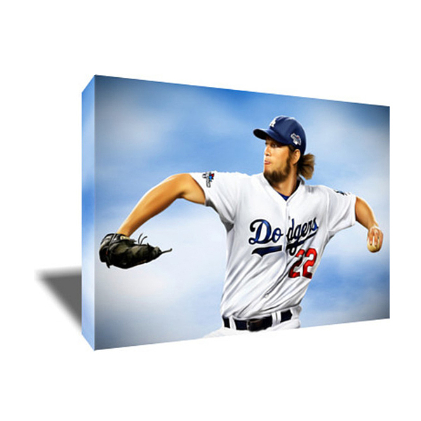 Clayton Kershaw Los Angeles Dodgers 6 iphone case