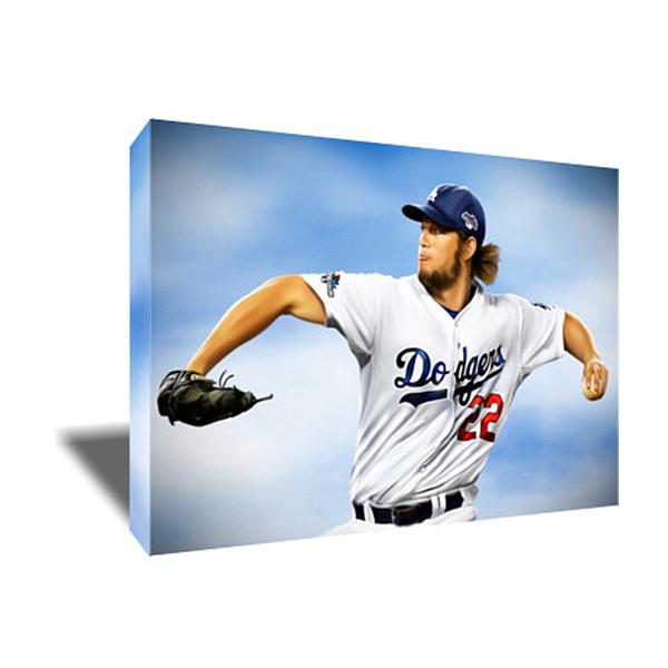 Clayton Kershaw Los Angeles Dodgers 2 iphone case