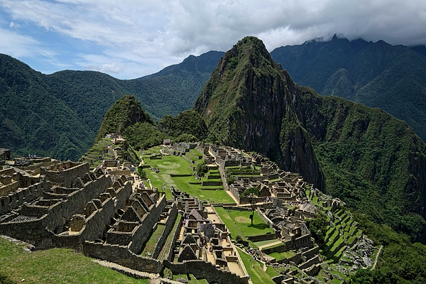 Lucinda Walter - Lost City of the Incas - Machu Picchu