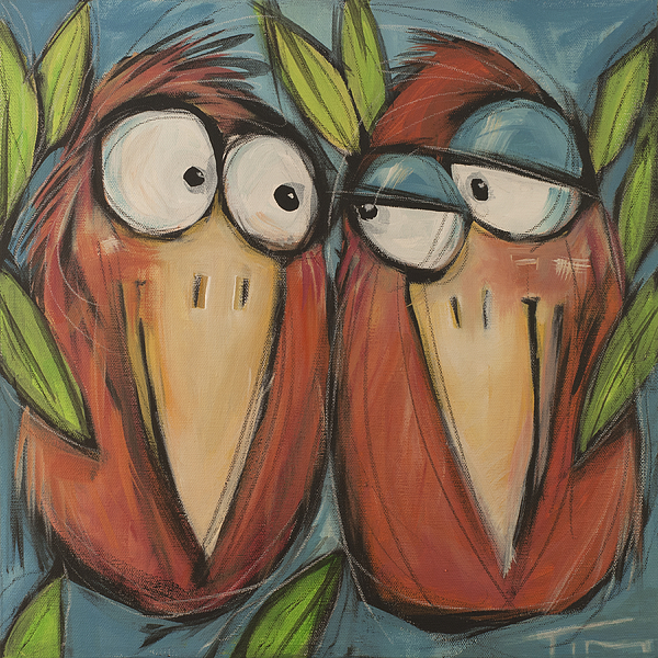 Tim Nyberg - Love Birds