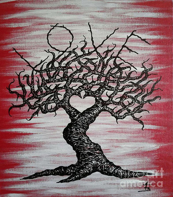 Aaron Bombalicki - Love Tree Art