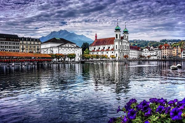 Carol Japp - Lucerne in Switzerland