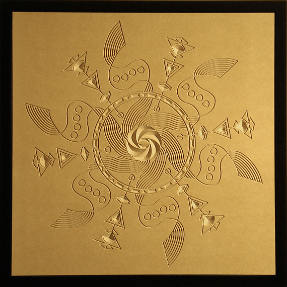 DB Artist - Maelstrom relief