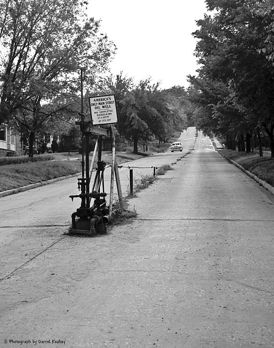 Larry Keahey - Main Street Oil Well