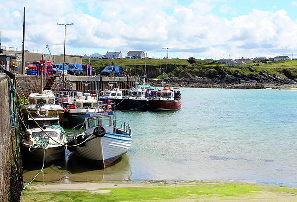 Eddie Barron - Malin Pier Donegal Ireland
