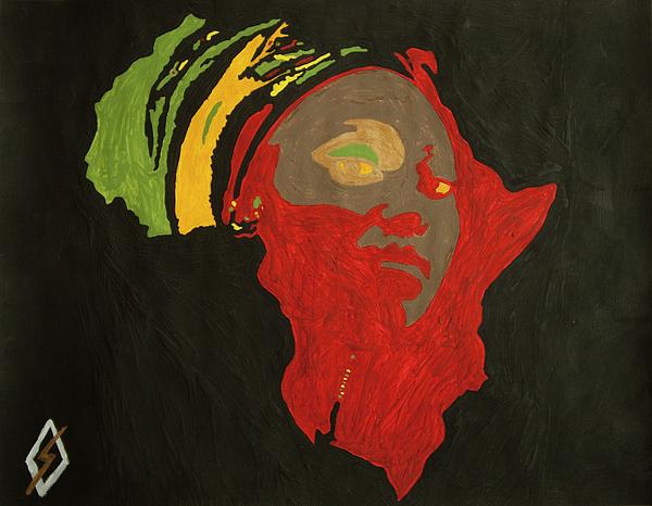 Stormm Bradshaw - Mama Africa
