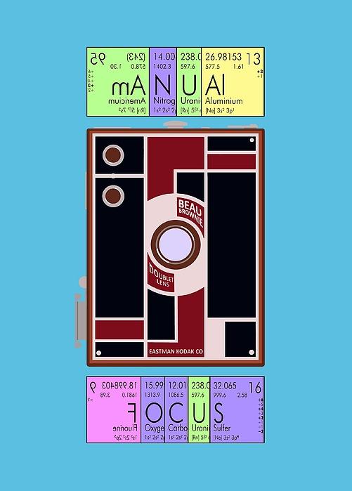 Manual Focus Digital Art