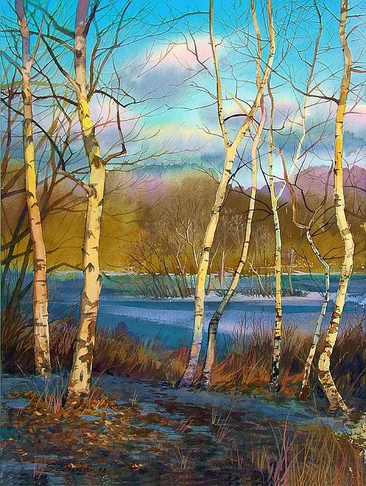 Sergey Zhiboedov - March. Birches