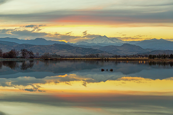 James BO Insogna - Marvelous McCall Lake Reflections