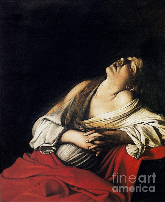 MotionAge Designs - Mary Magdalen in Ecstasy