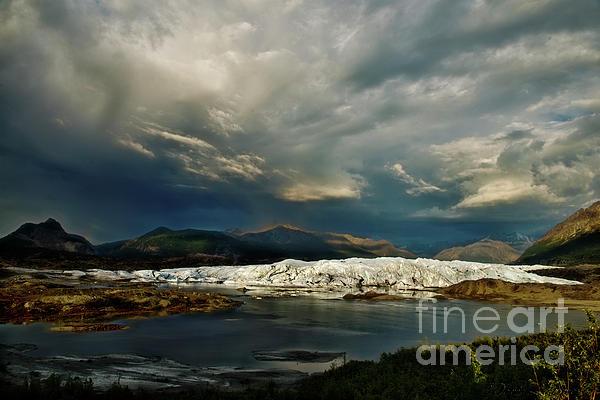 David Arment - Matanuska Glacier 10 PM