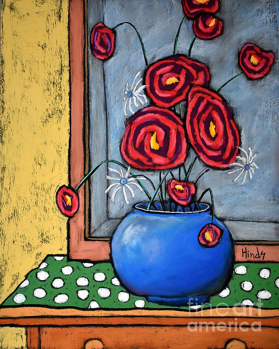 David Hinds - May Flowers