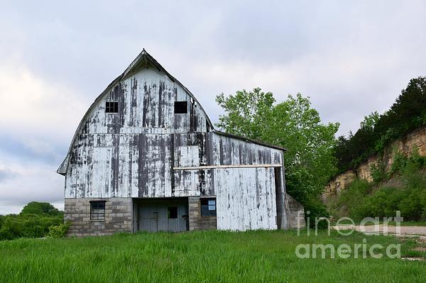Kathy M Krause - McGregor Iowa Barn