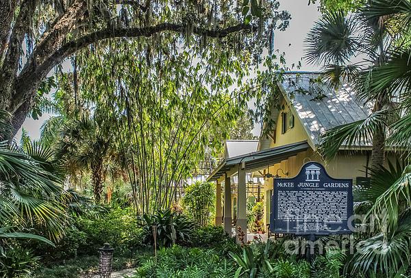Liesl Walsh - McKee Jungle Gardens