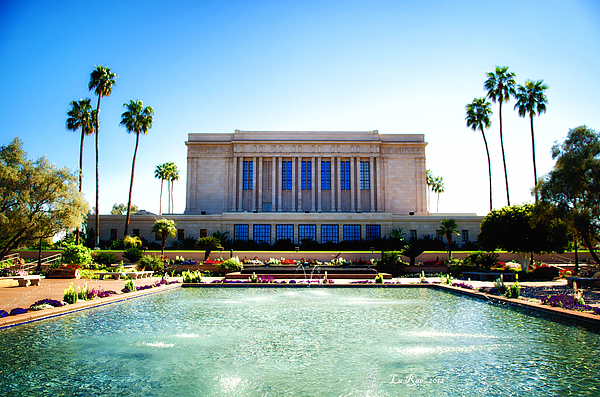 Mesa Temple Pool Iphone 6 Case For Sale By La Rae Roberts