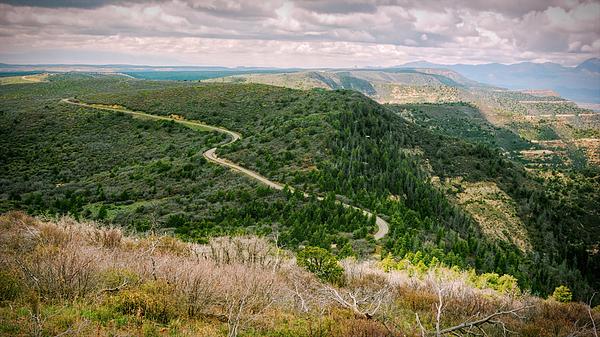 Joan Carroll - Mesa Verde Park Overlook II