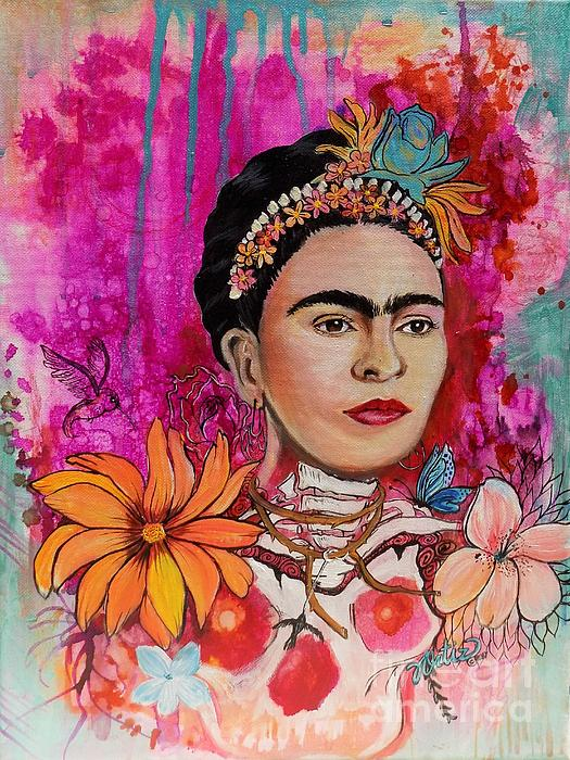 Vanessa Ortiz - Mi Frida