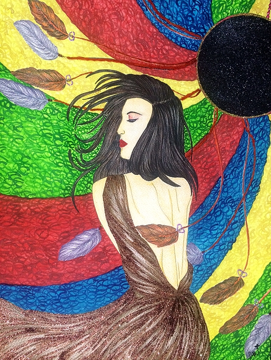 Tejsweena Renu Krishan - Miraculous Alluring Lady.