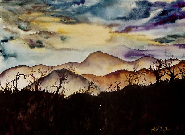Lil Taylor - Misty Mountains