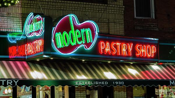 Stephen Stookey - Modern Pastry Neon - #1
