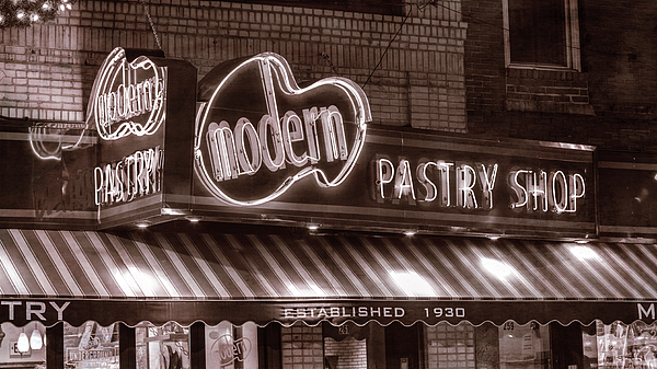 Stephen Stookey - Modern Pastry Neon - #2