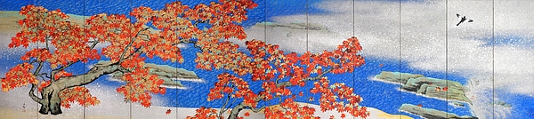 Yokoyama Taikan - MOMIJI - Top Quality Image Edition