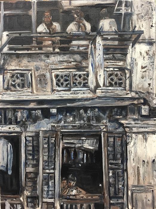 Belinda Low - Mon Vieux Quartier