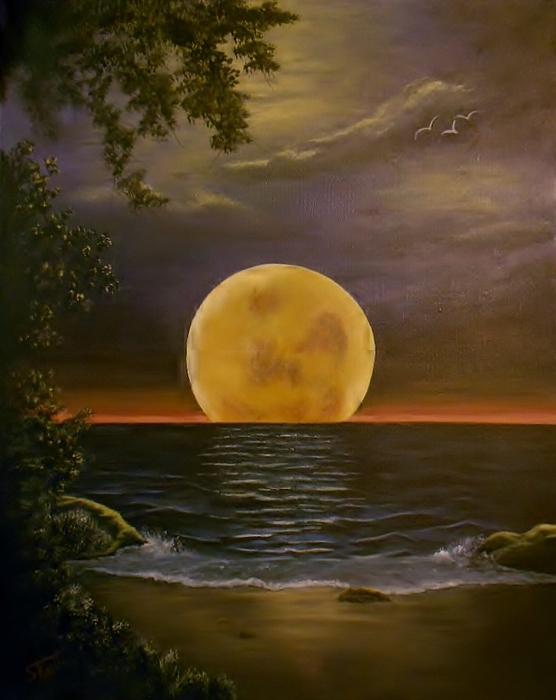 Sheri Keith - Moon of my Dreams