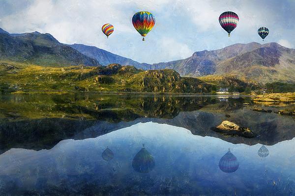 Ian Mitchell - Morning Flight