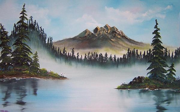 Deahn      Benware - Morning Mist