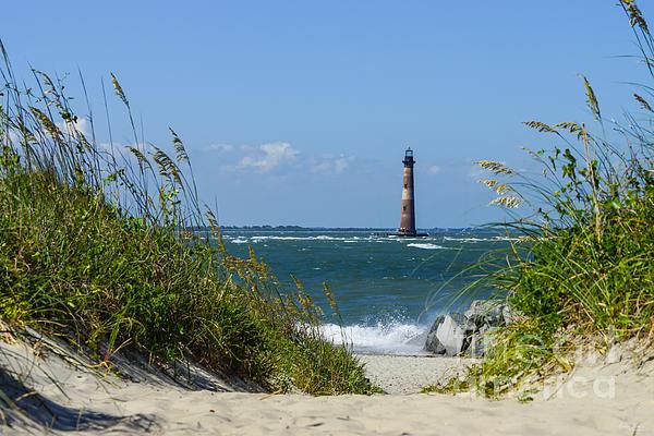 Jennifer White - Morris Island Lighthouse Walkway