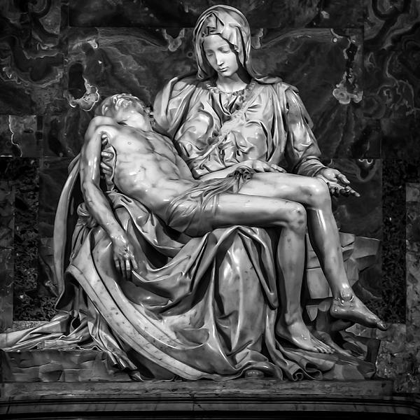 Paolo Modena - Pieta di Michelangelo in Rome