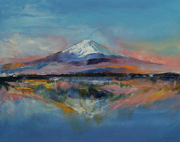 Michael Creese - Mount Fuji