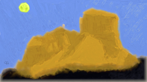 Arlene Babad - Mountain Color