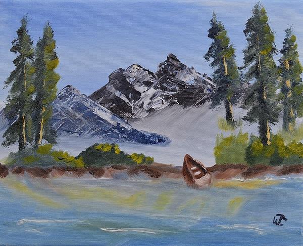 Warren Thompson - Mountain Getaway