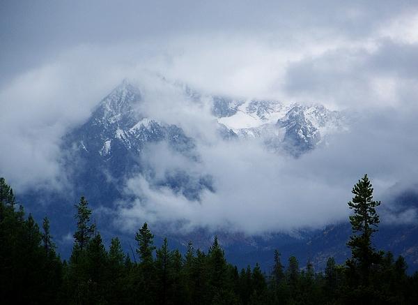 Ron Latimer - Mt Moran