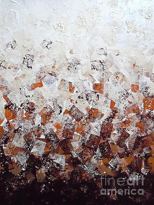 Jilian Cramb - AMothersFineArt - Muddy Bricks
