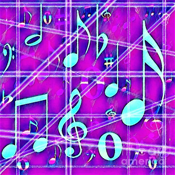 Dee Winslow - Music Notes
