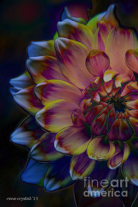 Rene Crystal - My Sweet Dahlia...