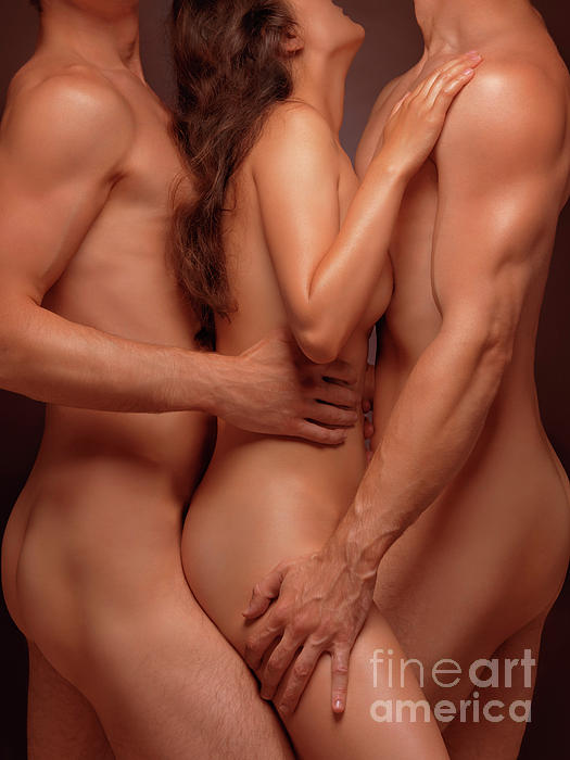 Threesome Two Older Women