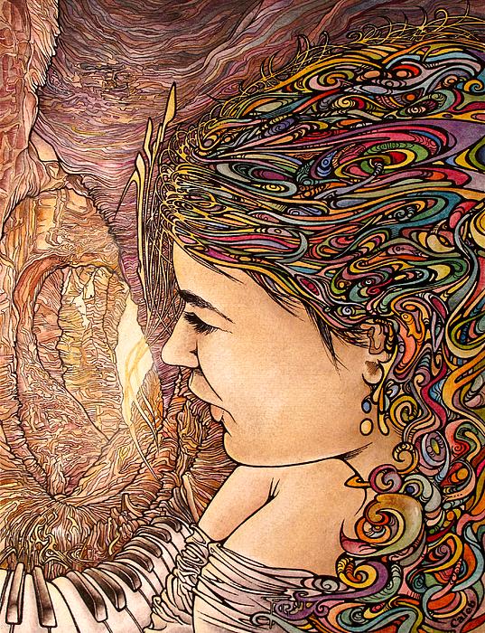 Caleb  Hamm - Navigating the Channels of Imagination